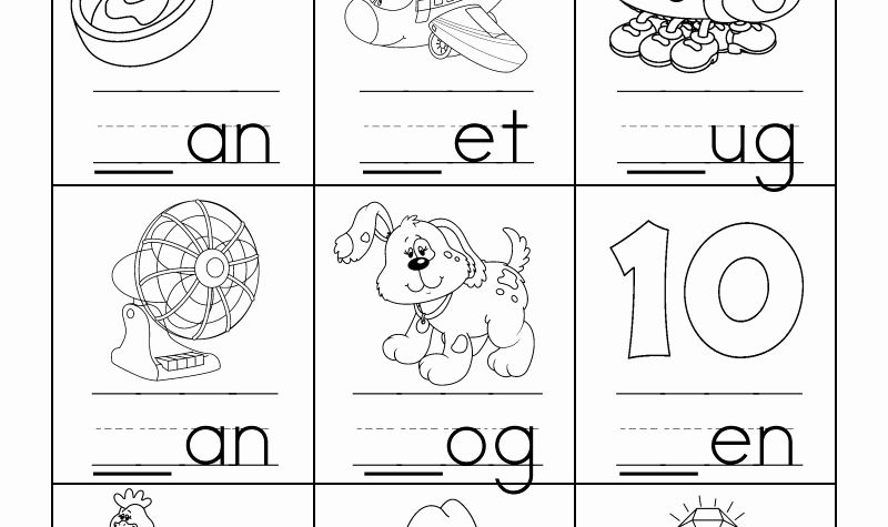 Preschool Worksheets Pdf or Missing sounds Pdf Google Drive