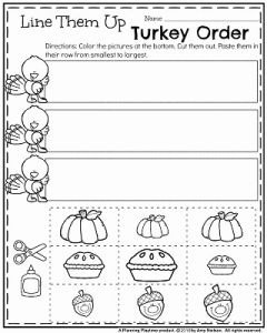 Thanksgiving Preschool Worksheets Preschool then November Preschool Worksheets