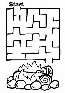 Christmas Maze Worksheet Pdf and 28 Free Printable Mazes for Kids and Adults