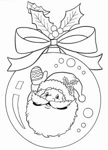 Christmas ornament Coloring Pages then Free Christmas ornaments Coloring Pages Printable
