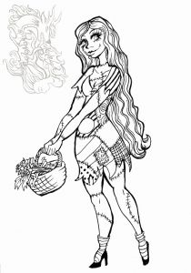 Free Printable Christmas Coloring Pages and Free Printable Nightmare before Christmas Coloring Pages