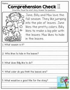 Www Free Reading Comprehension Worksheets Of Free Printable Reading Prehension Worksheets Grade 5