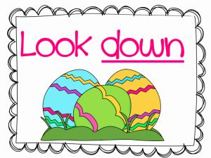 Easter Egg Hunt Printables Free and Free Easter Egg Hunt Printables – Missmernagh