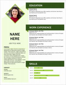 Template Resume Download and Blank Cv format Download Bd Best Resume Examples