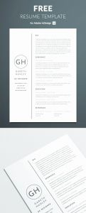 Template Resume Download or the Perfect Basic Resume Template