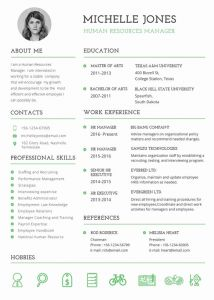 Template Resume Download then 10 Professional Fresher Resume Templates In Word Pdf format Download